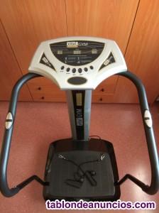 Plataforma oscilante vital gold ii- i gym