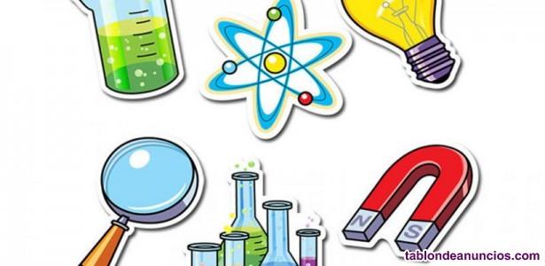 Temario oposiciones física y química