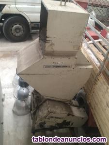 Molino triturador de plastico u otros materiales