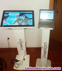 Se vende: equipo i-motion ems inalambrico-pack-duo -2 sistemas de electrofitness