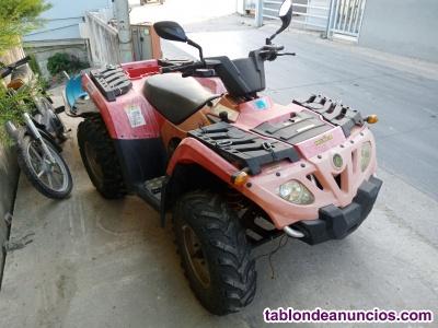 Despiece de quad Xingyue 300 ATV GSMOON