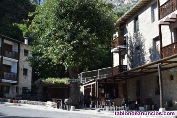 Se traspasa negocio rural en Sierra de Gredos