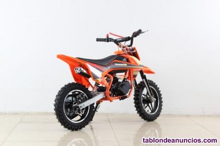 Mini cross xj nuevas 49cc para niños hasta 10 años