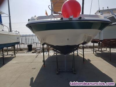 Se vende barco