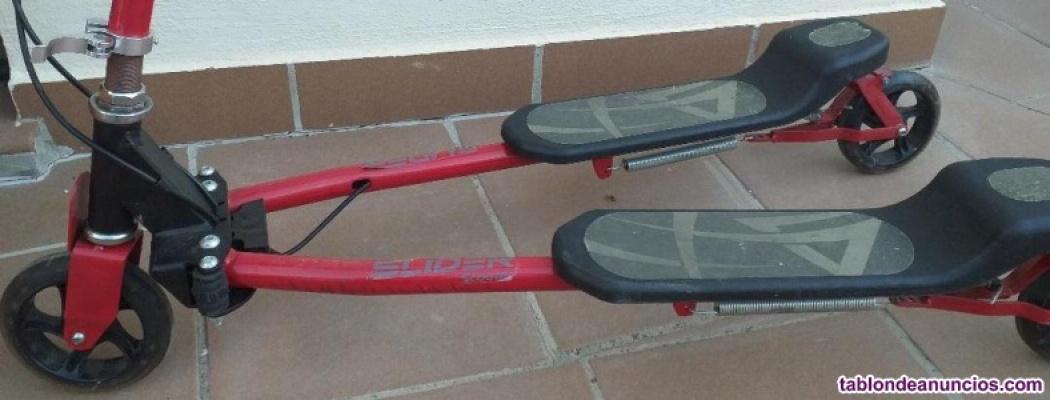 Triciclo tres ruedas
