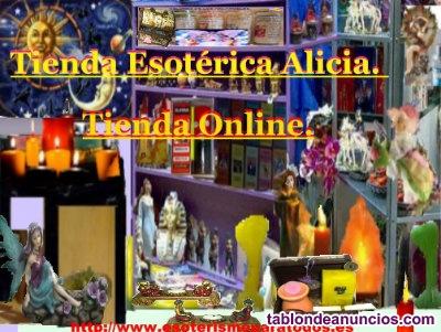 Vendo dos tiendas esotericas online