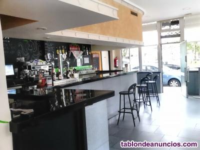 Se alquila o vende cafetería en abadiño (vizcaya)