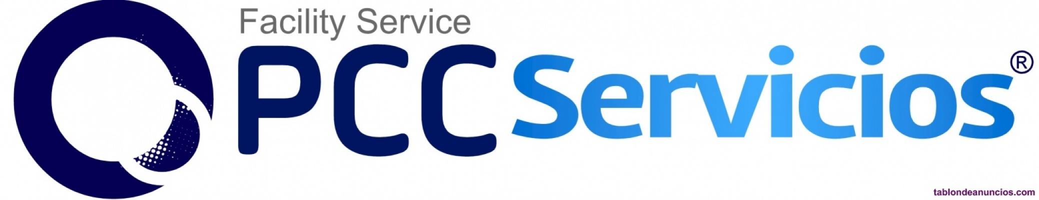 PCC SERVICIOS / Facility Service/ Servicios de Limpieza