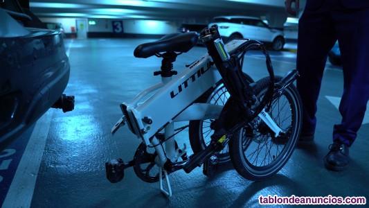 Bicicleta eléctrica littium ibiza dogma