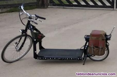 Bicicleta electrica lopifit