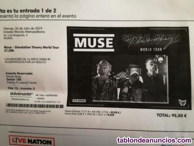 Muse-simulation theory world tour.