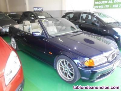 BMW SERIES 3 323Ci, 170cv, 2p del 2000