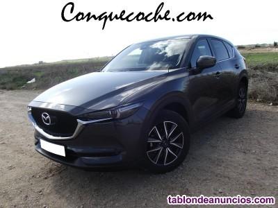 Mazda cx-5 2.2 de 110kw (150cv) zenith 2wd, 150cv, 5p del 2017