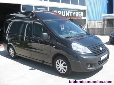 Fiat scudo 2.0 mjt 130cv h2 12 comfort largo euro 5, 128cv, 4p del 2012
