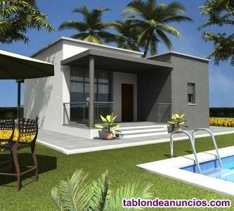 Villas independientes de estilo moderno en un entorno único junto a todos los servicios
