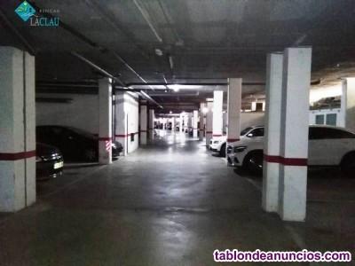 Plaza de aparcamiento en alquiler