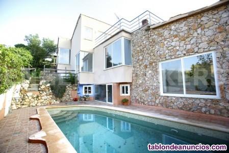 Casa unifamiliar con vistas estupendas al mar