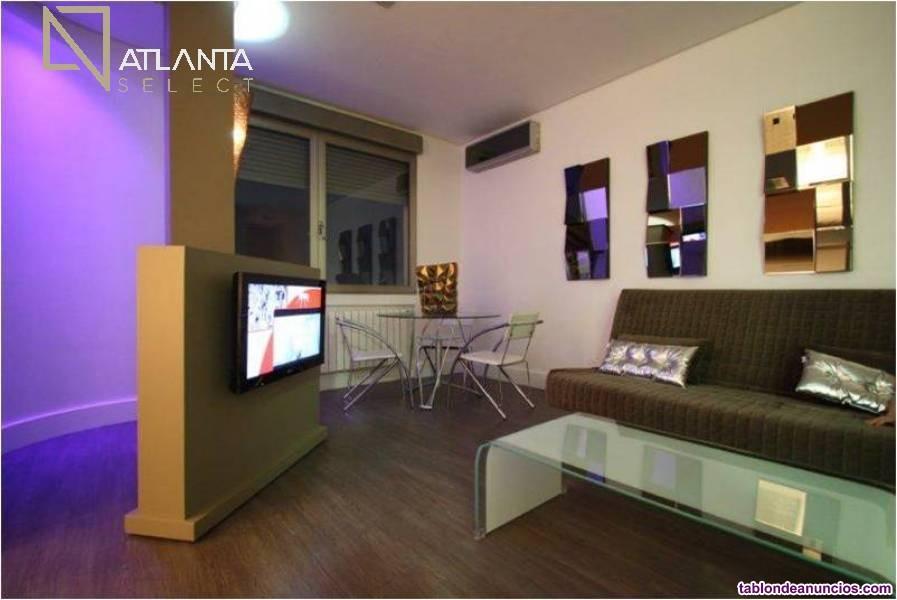 Fabuloso apartamento con vistas a castellana