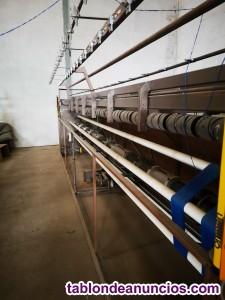 Aspi madejera sector hilaturas