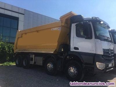 Camião - basculante mercedes arocs 4145 - 30 unidades