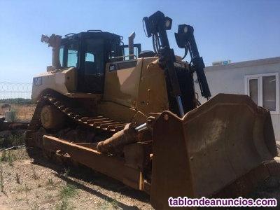 Bulldozer cat d8t