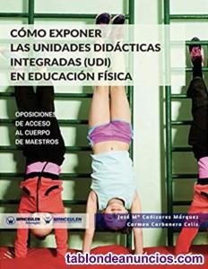 Preparador privado oposiciones educación física magisterio