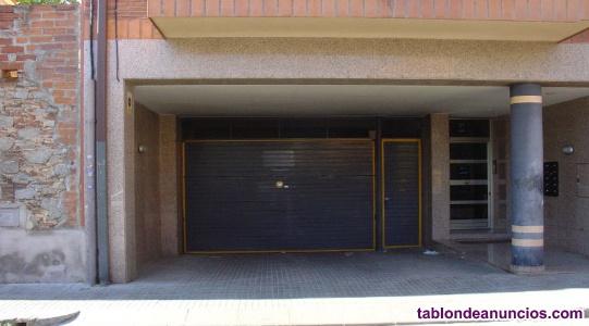 Plaza de aparcamiento en C. Balmes 60 en Cardedeu