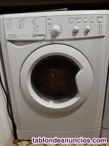 Lavadora INDESIT con secadora