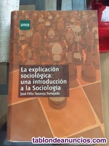 Libros Grado Sociología primer curso