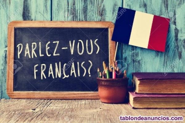 Clases particulares de francés (todos los niveles)