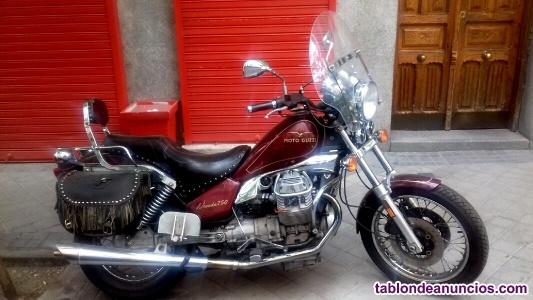 Vendo Moto Guzzi Nevada 750 Classic