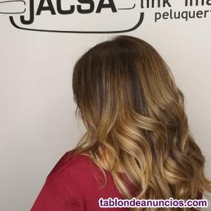 Estilista peluqueria con experiencia