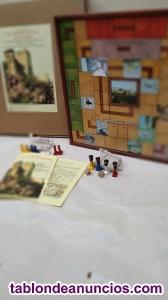 Juegos de mesa El Tesoro de la Alhambra