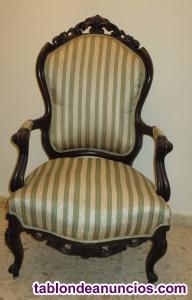 Venta de muebles de caoba