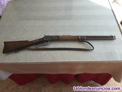 Rifle winchester tigre calibre 44