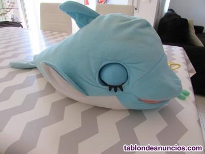 Delfín parlante