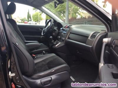 Honda CR_V 4x4 diesel, 2.2 150cv. Año 2011, 103.000km
