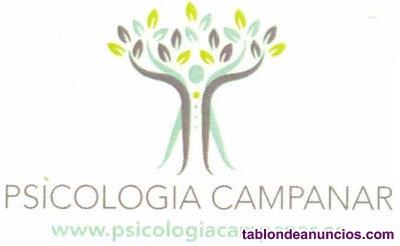 Se OFRECE Psicóloga sanitaria - Mediadora - Mindfulness