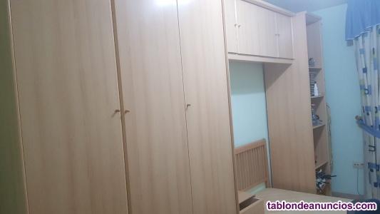 Dormitorio completo Juvenil