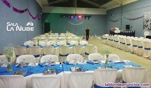 Sala La Nube - Alquiler para Fiestas y Eventos