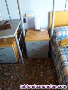 Dormitorio escritorio completo juvenil y adulto