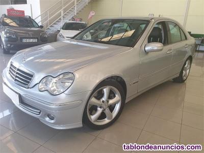 Mercedes c 320 4matic 7g