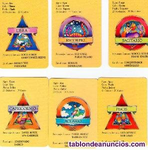 Lote calendarios zodiaco 1