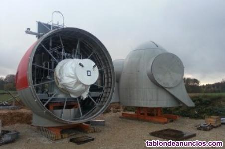 Tecnico parques eolicos