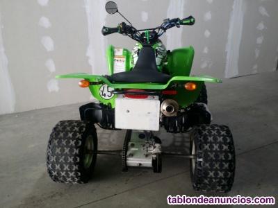 Quad kfx 400 en buen estado