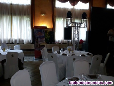 Agencia de DJs y eventos. Fiestas, eventos y bodas.