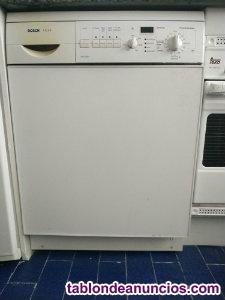 Lavadora automática bosch maxx wfh208d
