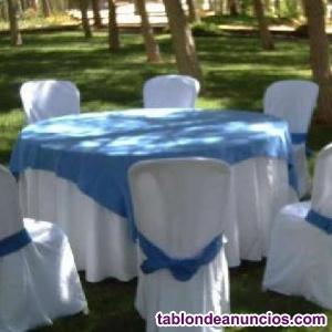 Alquiler de Sillas y mesas para todo tipo de eventos