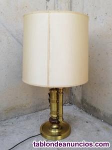 Lámpara de pié 42x42x82cm.
