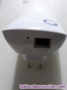 TP ' LINK 300mbps WIFI range extenderALARGAR WIFI